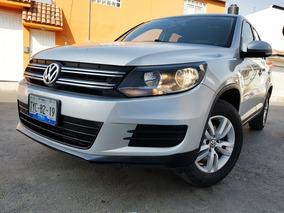 Volkswagen Tiguan 2014 1.4 Turbo Automica Posible Cambio