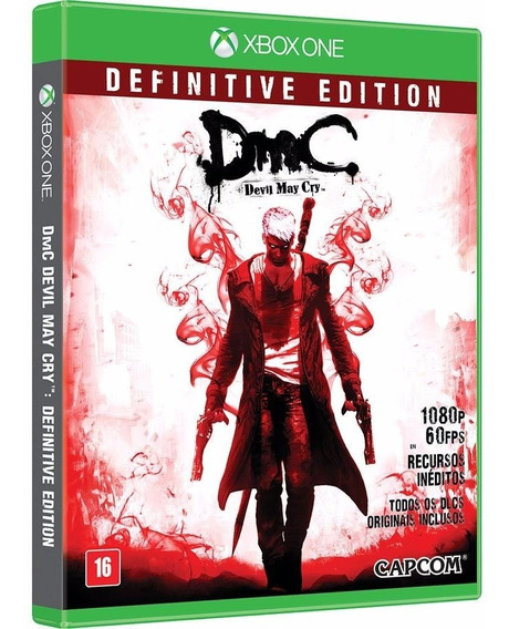 Dmc Devil May Cry Do Xbox One