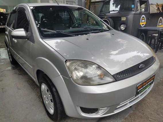 Ford Fiesta 1.6 8v 5p 2006 Flex Financio Sem Entrada