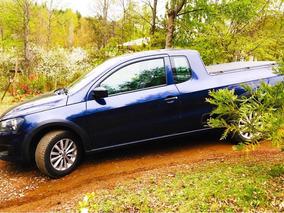 Volkswagen Saveiro 2016 Cab Ext 1,6