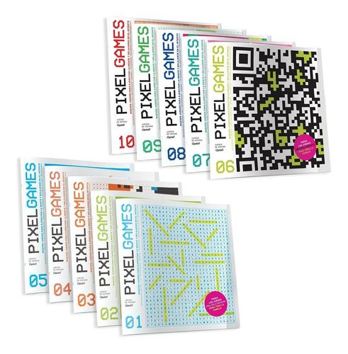 Clarín Colección Completa Pixel Games
