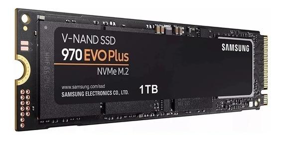 Ssd M2 Samsung 970 Evo Plus Nvme 1tb Mz-v7s1t0 Notebook