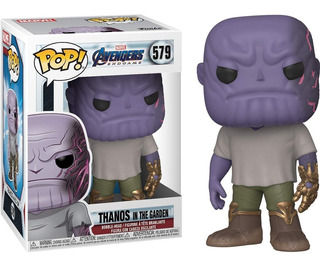 Funko Pop! Avengers Endgame Casual Thanos With Gauntlet