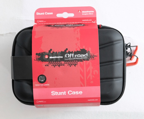 Manfrotto Off Road Para Gopro - Stunt Case