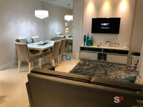 Imagem 1 de 10 de Sobrado Com 3 Dormitórios À Venda, 78 M² Por R$ 595.000,00 - Vila Carrão - São Paulo/sp - So1292