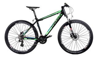 Bicicleta Top Mega Mtb R 27 Zesty Shimano Discos Aluminio