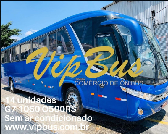 G7 M.benz O500rs 10/10 Financia 100% Vipbus