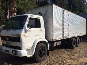 Caminhão Truck Bau Vw 13-130