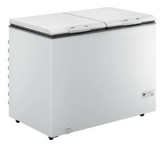 Freezer Horizontal Consul 2 Portas 414 Litros Branco 110v -