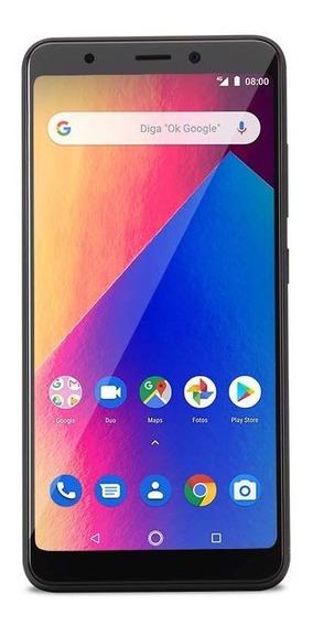 Smartphone Multilaser Ms60x Plus 16gb Tela 5,7 Preto