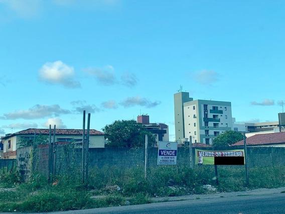Terreno Em Bessa, João Pessoa/pb De 0m² À Venda Por R$ 880.000,00 - Te328248