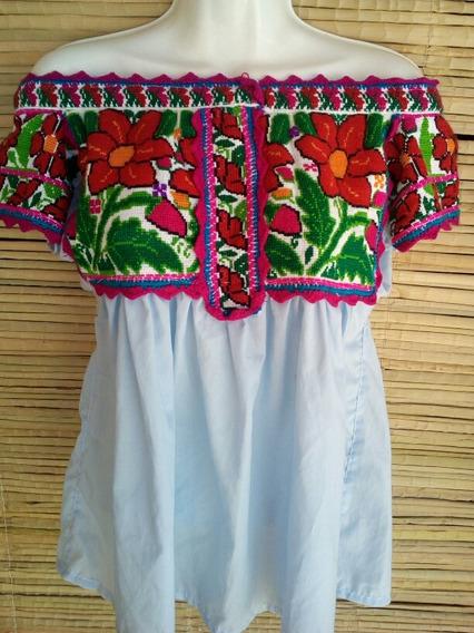 Blusas Artesanales Juquila Oaxaca