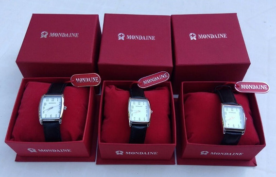 Relógio Mondaine Kit Com 03 Frete Grátis