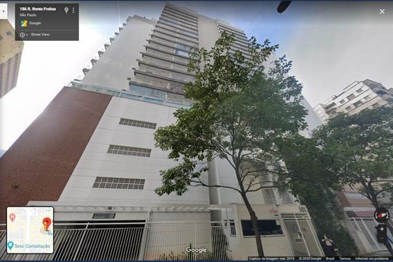 1 Dormitório| República S P |1 Vaga|terraço+ Depósito
