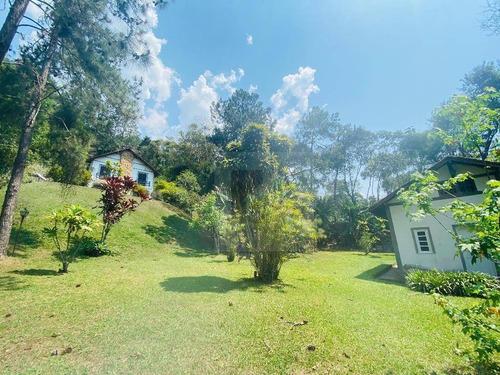 Imagem 1 de 23 de Casa Com 5 Dormitórios À Venda, 246 M² Por R$ 698.000,00 - Prata - Teresópolis/rj - Ca1172