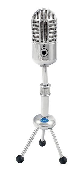 Microfone Usb Alctron Um280 Meteor Cardioide Condensador !