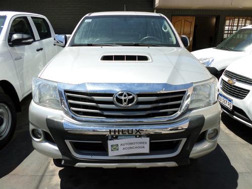 Toyota Hilux 3.0 Srv Cuero 4x2 `12