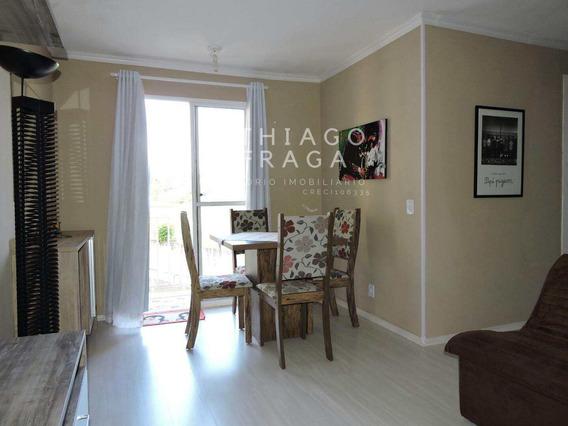 Apartamento Com 2 Dormitórios, Jardim Tatiana, Votorantim - A1015