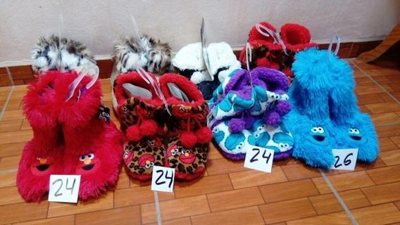 Pantunflas, Zapatos De Descanso, Variedad, Promoción