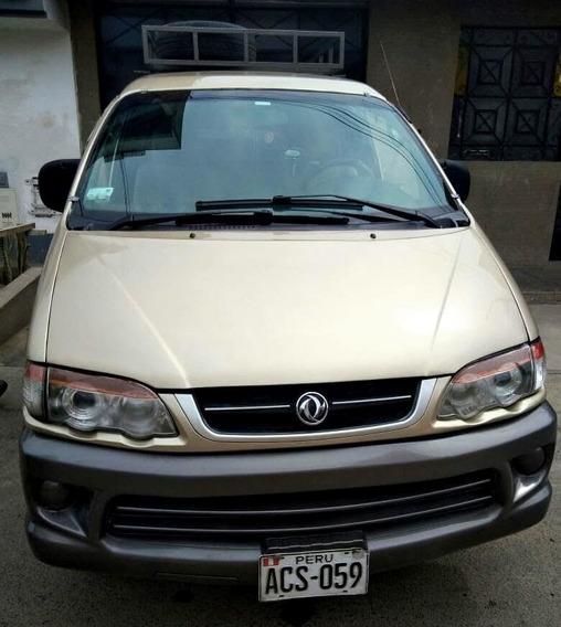 Vendo En Ocasión Minivan Donfeng 7 Pasajeros