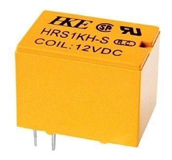 16x Mini Rele 5v 3 Amperes 5 Pinos Hrs1kh-s
