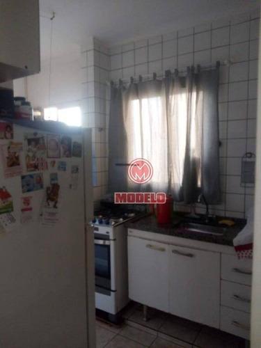 Apartamento À Venda, 47 M² Por R$ 140.000,00 - Jardim Noiva Da Colina - Piracicaba/sp - Ap2561