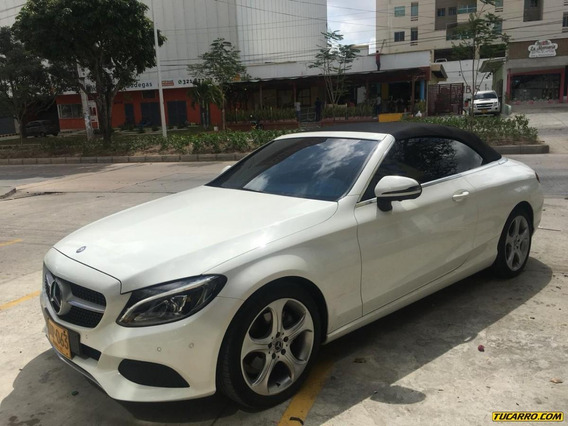 Mercedes Benz Clase C 2.0 At