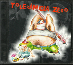 Cd Tolerância Zero (rapcore) Ninguém Presta 2000 Hardcore