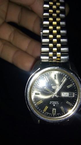 Relógio Antigo De Pulso Seiko