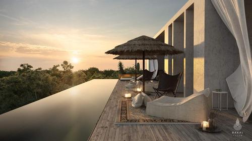 Imagen 1 de 10 de Hermoso Apartamento Amueblado Tulum - En Venta