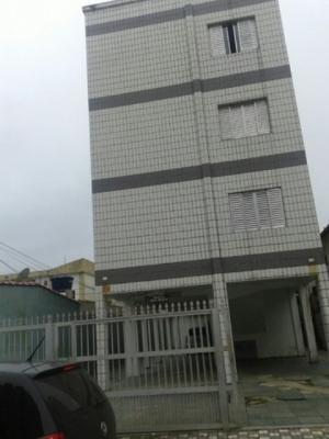 Imagem 1 de 8 de Apartamento À 200m Do Mar Na Praia De Mongaguá 2dorm. 7424