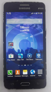 Samsung Galaxy G530h/ds Grand Prime Cinza Original Semi Novo