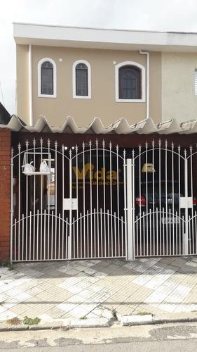 Imagem 1 de 15 de Casa Em Jardim Das Flores  -  Osasco - 44655