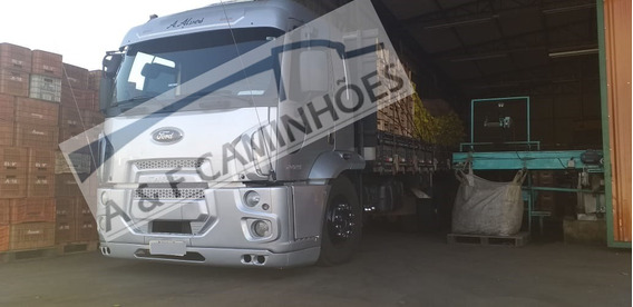 Ford Cargo 2429 2013 6x2 Carroceria