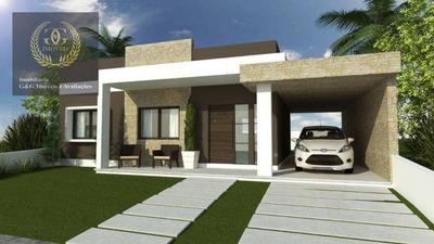 Casa Com 3 Dormitórios À Venda, 110 M² Por R$ 160.000,00 - Noiva Do Mar - Xangri-lá/rs - Ca0352