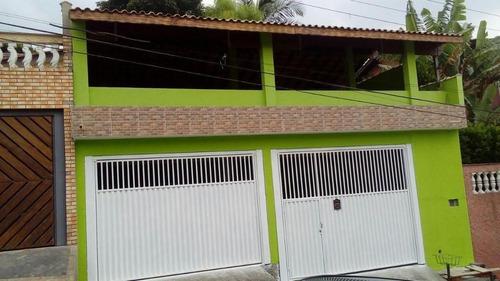 Sobrado Com 2 Dormitórios À Venda, 286 M²- Riacho Grande - São Bernardo Do Campo/sp - So20222
