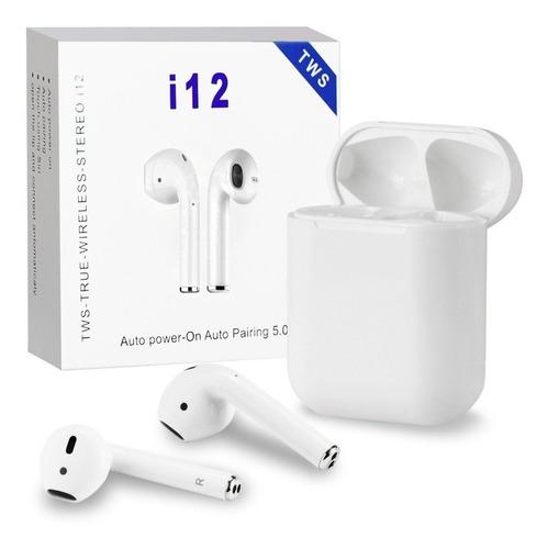Auricular/manoslibre Bluetooth Táctil I12 Tws Para LG