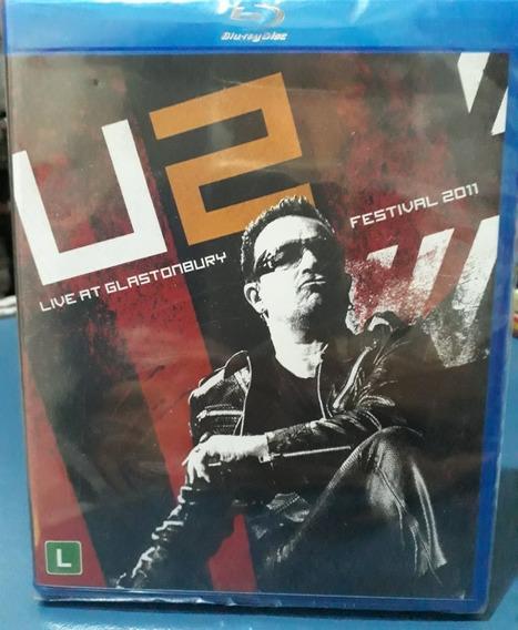Blu- Ray U2 - Live At Glastonbury Festival 2011