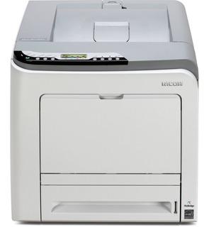 Impresora Laser Color Ricoh Aficio Sp C311dn 311 - Usada Sim
