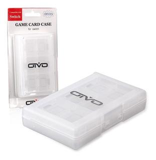 Caja Organizador Juegos Nintendo Switch 24 En 1 (sw029)