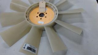 Helice Ventilador 10 Pás 6f 495mm Motor Om 364/352 Linha Mb