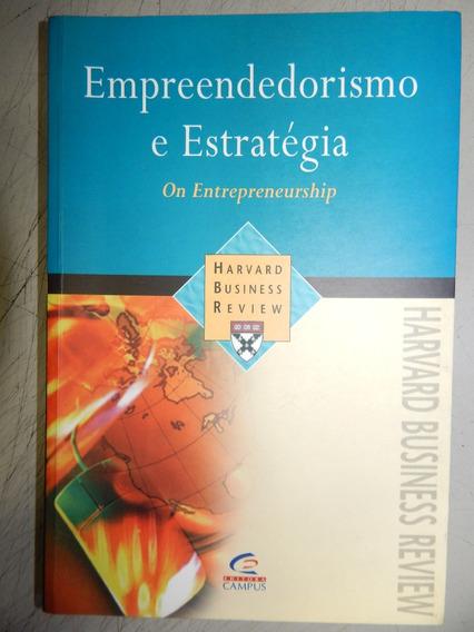 Empreendedorismo E Estratégia On Entrepreneurship