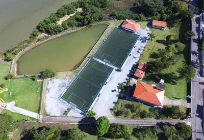 Centro De Treinamento De Futebol - Investimento Em Complexo Maravilhoso - 1124