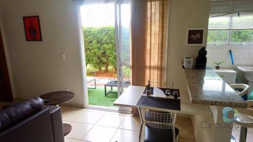 Imagem 1 de 13 de Apartamento Com 1 Dormitório À Venda, 49 M² Por R$ 223.000 - Jardim Botânico - Ribeirão Preto/sp - Ap2977