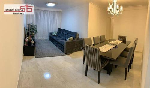 Imagem 1 de 19 de Apartamento Com 3 Dormitórios À Venda, 78 M² Por R$ 486.500,01 - Vila Fiat Lux - São Paulo/sp - Ap3193