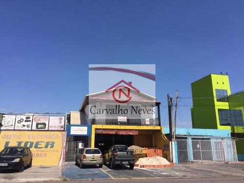 Loja/salão Em Parque Residencial Eloy Chaves  -  Jundiaí - 3470