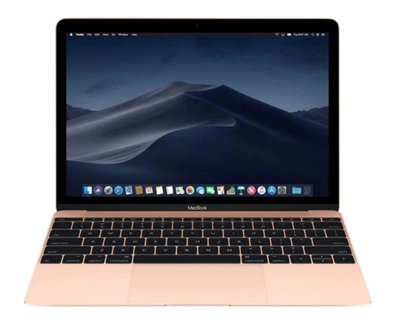 Apple Macbook Mrqn2 M3 1.2 8gb Ssd 256 12.0 Dourado
