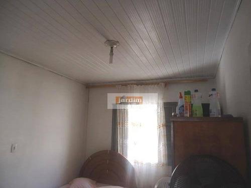 Imagem 1 de 3 de Casa Com 3 Dormitórios À Venda, 120 M² - Vila Jordanópolis - São Bernardo Do Campo/sp - Ca1090