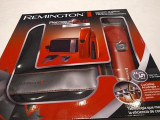 Combo Cortabarba Hc5300 + Trimmer Ne3150 + Bolso Remington