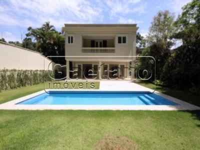 Sobrado - Cidade Jardim - Ref: 17687 - V-17687